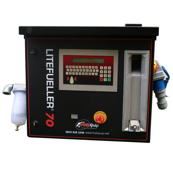 FuelQuip LiteFueller Fuel Pump & Fuel Management System
