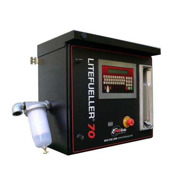 LiteFueller the compact pump & fuel management system