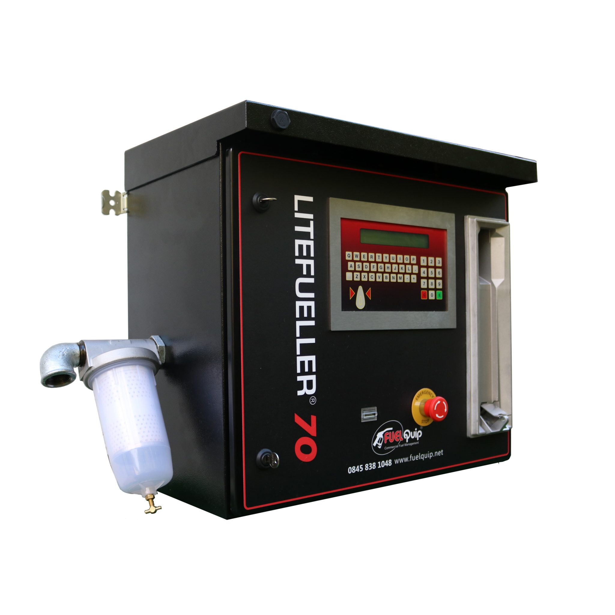 LiteFueller the compact pump & fuel management system