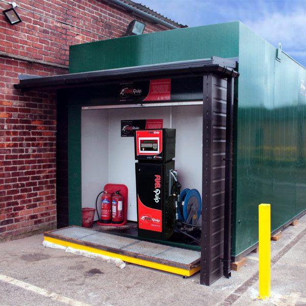 Package Fuel Storage Tank