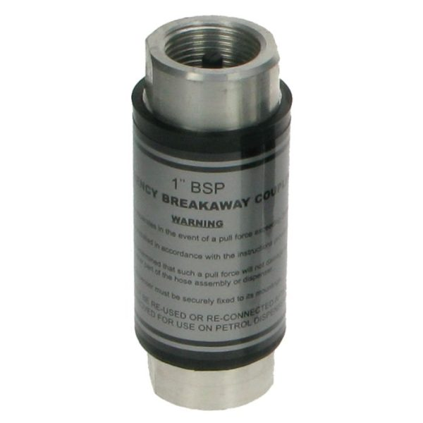 "1"" safety break coupling"